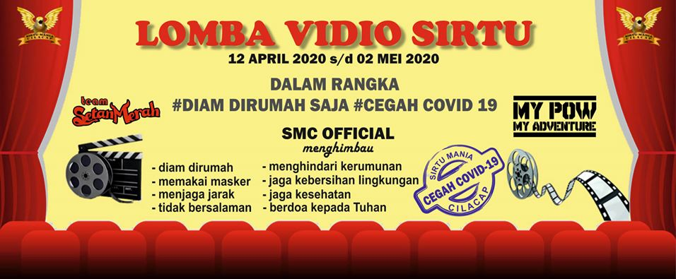 Lawan Covid-19, SMC Gelar Lomba Upload Video Sirtu