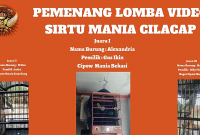Pemenang Dalam Lomba Video Sirtu Mania Cilacap